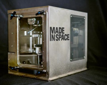 Made in Space's 3D Printer. Image: Made in Space
