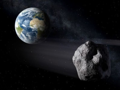 A gigantic asteroid nicknamed 'The Beast' is expected to fly by Earth on Sunday, June 8. The asteroid 2014 HQ124 is roughly the size of a football stadium, reports Space.com.