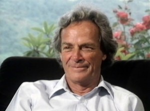 Richard Feynman - Philosopher (Image: Washington University)