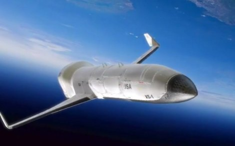 DARPA wants its new experimental spaceship to fly 10 times within in 10 days and it wants the contractor to show that the vessel can fly at 10 times the speed of sound or more. (Credit: DARPA)