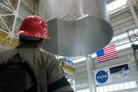 NASA plans to spend $6.8 billion of its funding for the SLS project. (Credit: NASA)