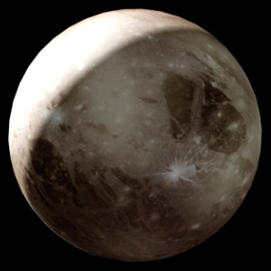 Artist's concept of Pluto (Credit: NASA, ESA and G. Bacon (STScI))