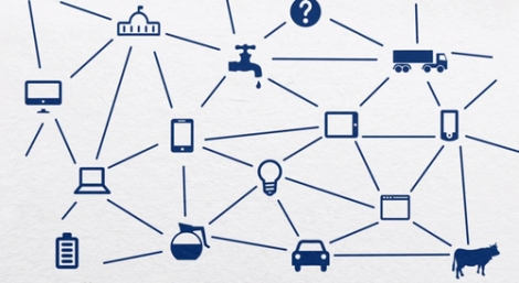 The Internet of Things, recently nicknamed the Internet of Everything, describes a future where all objects are linked together.