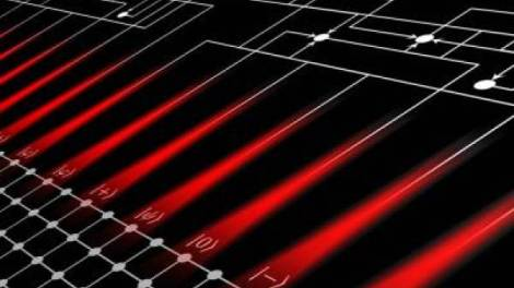 A team of researchers from TU Wien (Vienna) the National Institute for Informatics (Tokyo) and NTT Basic Research Labs in Japan has now proposed a new architecture for quantum computing, based on microscopic defects in diamond. (Credit: TU Wien (Vienna) and Japan. (National Institute of Informatics and NTT Basic Research Labs)