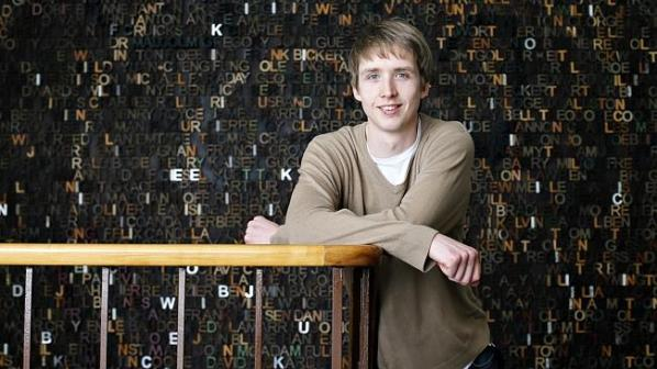 Engineering PhD student Willem Olding aims to take out the tedium in creating mapping systems to free-up time for more important work. (Credit: Richard Jupe)