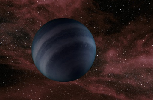 Finding clouds of water floating in the atmosphere of an alien world is a significant find. Now, astronomers have reported preliminary findings that water clouds have been detected in the atmosphere of a brown dwarf, a mere 7.3 light-years from Earth.(Credit: NASA/JPL-Caltech, O'neil)
