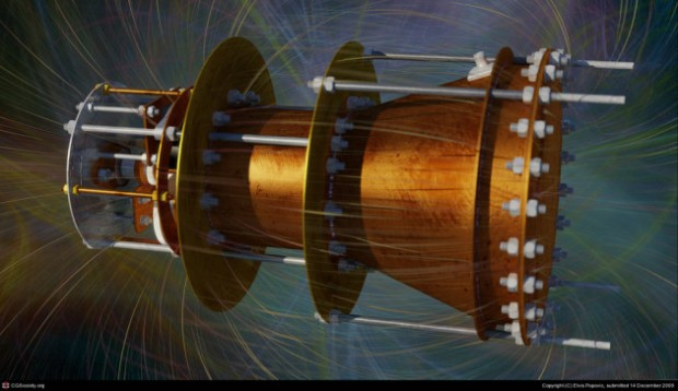 While the separate tests confirm such an engine might be possible, they could be wrong. Still, the mere thought of something that was once considering impossible is now possible should get a lot of people excited. (Credit: NASA)