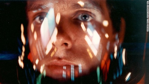 "Machines have surpassed humans in physical strength, speed and stamina. What if they surpassed human intellect as well? Science fiction movies have explored this question. In the classic ""2001: A Space Odyssey,"" astronaut David Bowman, played by Keir Dullea, struggles for control of the spacecraft against the sentient computer HAL 9000."