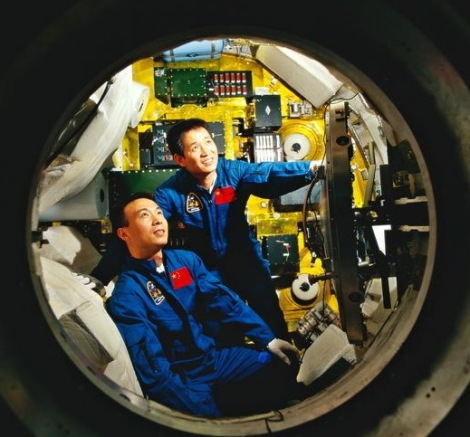 China's first astronaut, Yang Liwei, is now vice director of the China Manned Space Engineering Office. (Credit: CMS)
