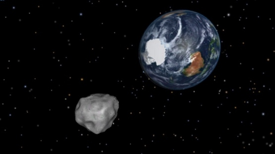 NASA has found about 95 per cent of the largest and potentially most destructive asteroids, those measuring about one kilometre or larger in diameter, but only 10 per cent of those 140 metres or larger in diameter. (NASA/JPL-Caltech/Canadian Press)