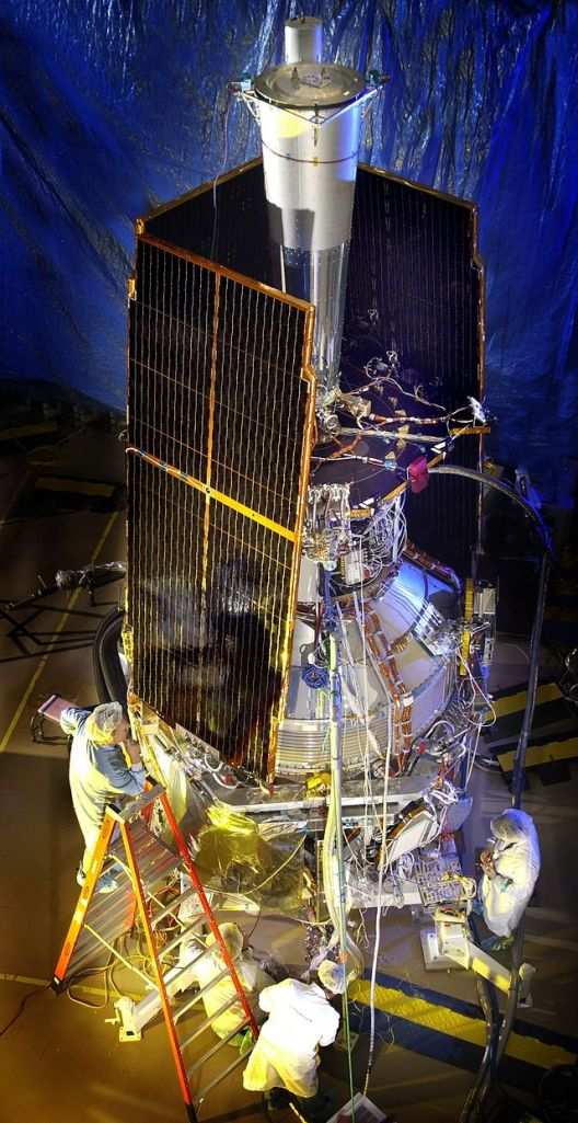 Gravity Probe B (GP-B) has measured spacetime curvature near Earth to test related models in application of Einstein's general theory of relativity.