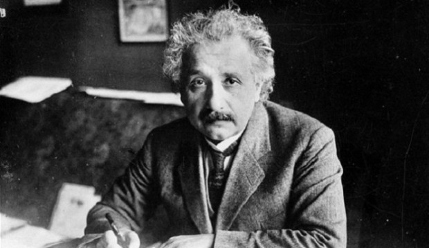 he Einstein Papers Project, a group of scholars devoted to collecting and transcribing Einstein's works and publishing The Collected Papers of Albert Einstein both online and in printed format, have collected thousands of Einstein's letters, both those from him and to him. But this exchange is new. (Credit: The Telegraph)