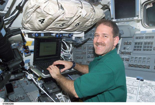 John Grunsfeld, assistant administrator of NASA's Science Mission Directorate in Washington.