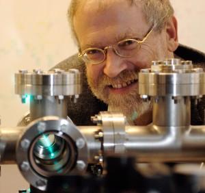 Austrian quantum physicist, Anton Zeilinger (Image Credit: Jacqueline Godany)